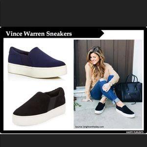 VINCE 🔴 Warren Platform Sneaker